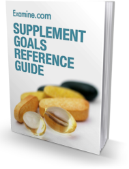 Examine.com Supplement-Goals Reference Guide